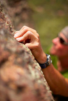 mountain climber finger strength