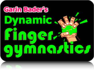 Garin Bader's Dynamic Finger Exercises