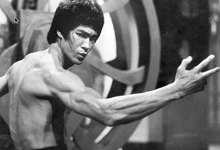 Bruce Lee strength
